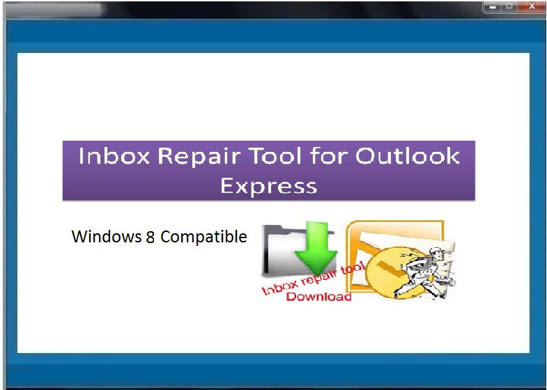 Inbox Repair Tool for Outlook Express screenshot