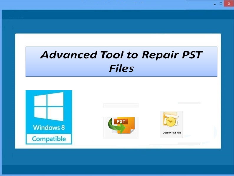 Advanced tool to repair corrupted PST files